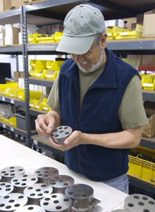 Corporate Services, Inc. is hiring Parts Inspectors — up to $12.00/hour  — apply today!