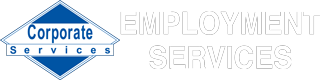 Corporate Services, Inc. Employment Services Logo