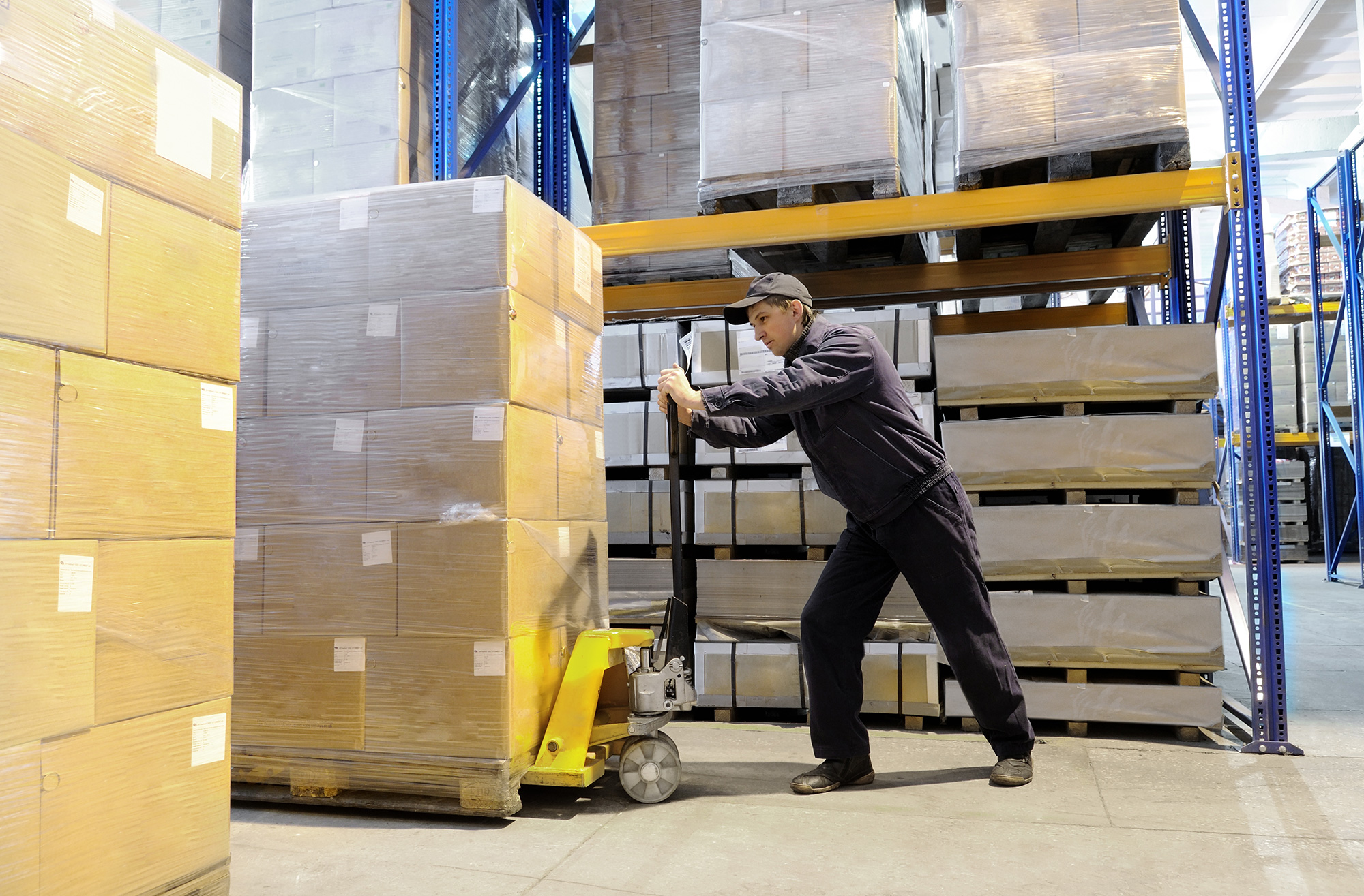 Corporate Services, Inc. is hiring Warehouse Jobs — up to $14.50/hour — apply today!