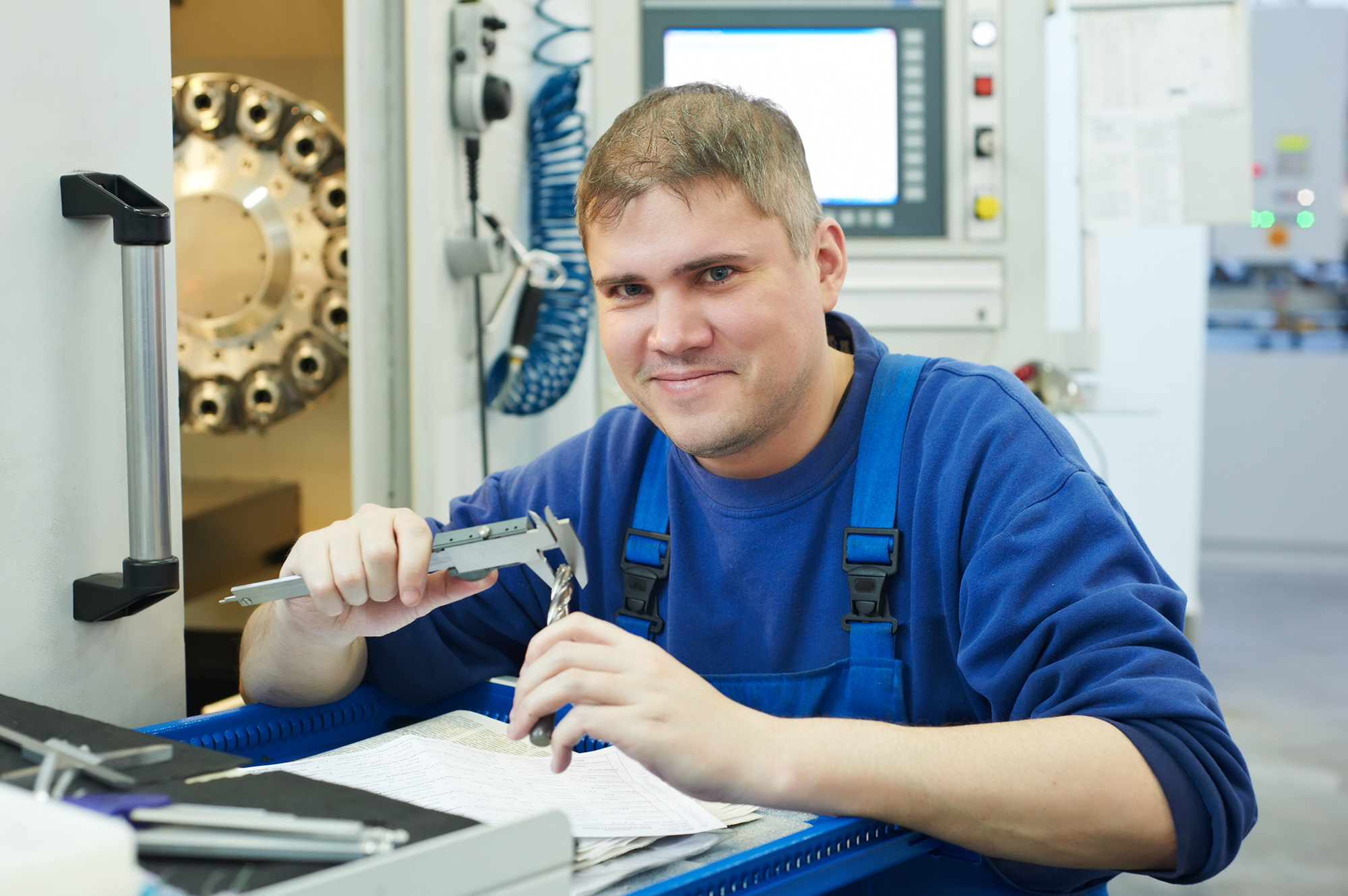 Corporate Services, Inc. is hiring CNC Machinists — up to $15.00/hour — apply today!