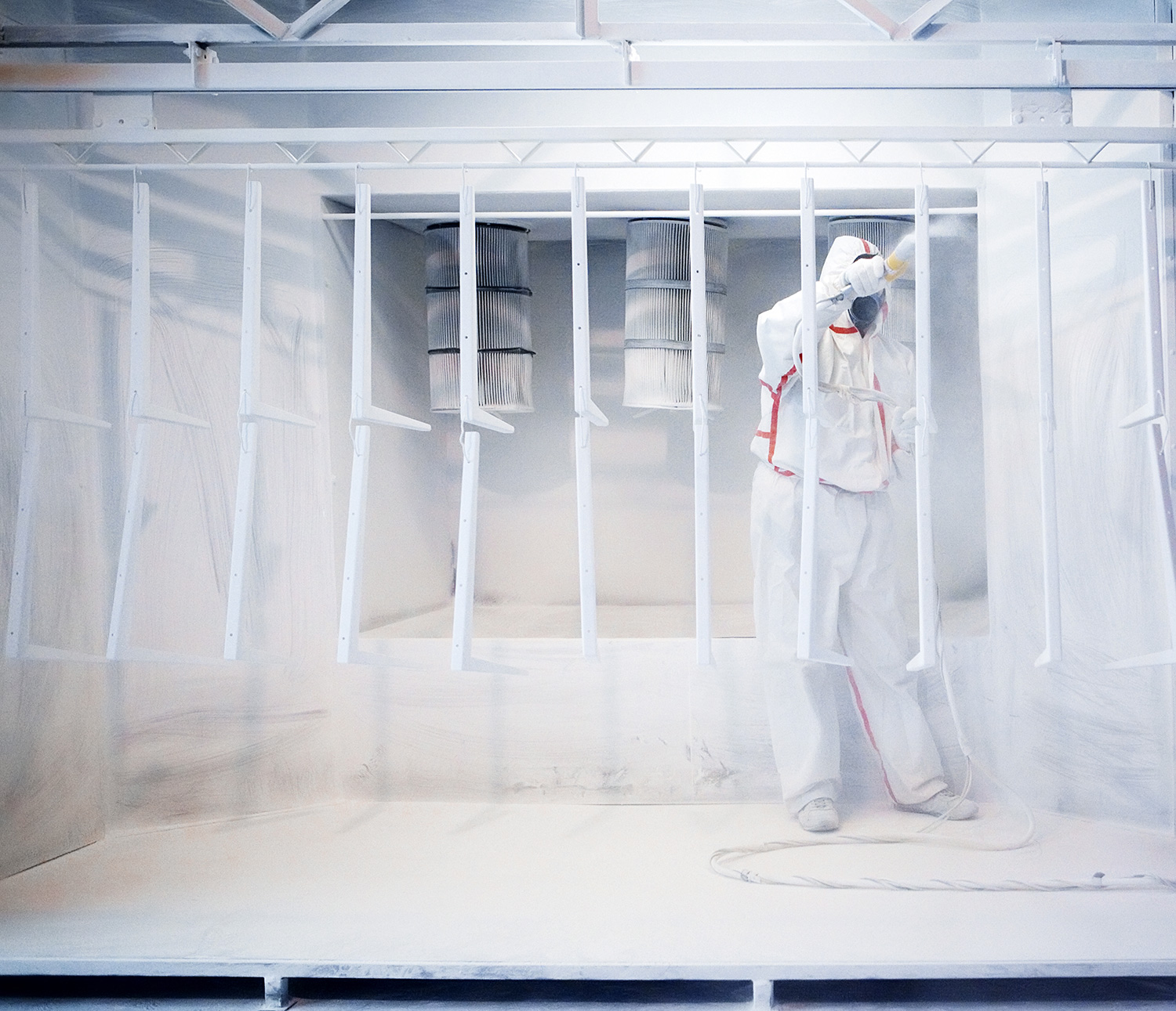 Corporate Services, Inc. is hiring Industrial Powder Coat Painters — up to $15.50/hour — apply today!