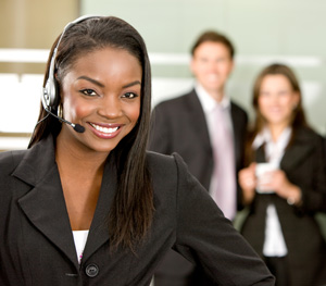 Corporate Services, Inc. is hiring Part-Time Receptionists — up to $9.00/hour  — apply today!