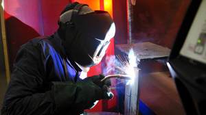 Corporate Services, Inc. is hiring Stiffener Welders — up to $20.00/hour  — apply today!